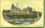 Chateau Frontenac Quebec Canada p21270
