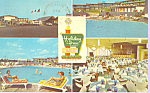 Holiday Inn South Rochester New York Postcard p21283