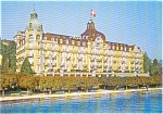 Palace Hotel Lucerne Postcard