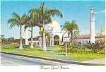 Click here to enlarge image and see more about item p2132: Freeport Grand Bahama Postcard p2132