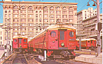 Car #1524 Pacific Electric Railway Trolley