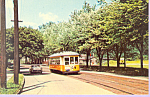 Click here to enlarge image and see more about item p21340: Car 352 Johnstown Traction Co   Trolley p21340