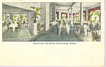 Click here to enlarge image and see more about item p21369: Restaurants, Brown Palace Hotel, Denver, Colorado
