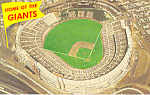 Click here to enlarge image and see more about item p21376: Candlestick Park  San Francisco  California p21376