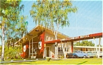 Click here to enlarge image and see more about item p2137: Burlington Ontario Motel Postcard