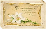 Click here to enlarge image and see more about item p2139: Vintage Greeting Card Shelly Poem