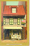 Click here to enlarge image and see more about item p21402: Betsy Ross House, Philadelphia