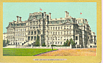 Click here to enlarge image and see more about item p21432: Army and Navy Building Washington DC p21432