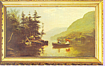 Click here to enlarge image and see more about item p21487: Adirondack Museum Blue Mountain Lake New York p21487