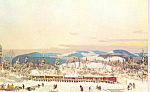 Click here to enlarge image and see more about item p21490: Adirondack Museum Blue Mountain Lake New York p21490