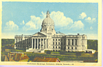Click here to enlarge image and see more about item p21534: Parliament Building Edmonton,Aberta,Canada