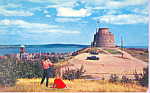 Click here to enlarge image and see more about item p21540: Martello Tower Lancaster New Brunswick Canada p21540
