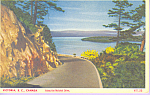 Click here to enlarge image and see more about item p21542: Malahat Drive Victoria British Columbia Canada p21542