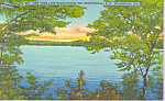 Click here to enlarge image and see more about item p21582: Lake Brantingham Adirondacks New York p21582