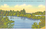 Click here to enlarge image and see more about item p21590: Moose River Adirondacks  New York p21590