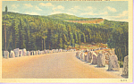 Whiteface Memorial Highway Adirondacks  New York p21591