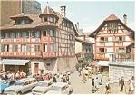 Hotel Rebstock Luzern Postcard
