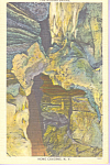 Click here to enlarge image and see more about item p21660: Kissing Bridge Howe Caverns New York Postcard p21660