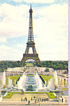 Click here to enlarge image and see more about item p21777: Eiffel Tower, Paris , France