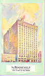 The Roosevelt Hotel New Orleans Louisiana p21789