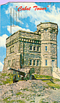 Click here to enlarge image and see more about item p21851: Cabot Tower, St John's Newfoundland, Canada