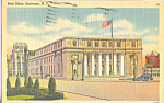 Post Office, Syracuse, New York