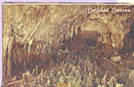 Click here to enlarge image and see more about item p21912: Fairyland,Carlsbad Caverns, New Mexico