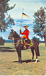 Click here to enlarge image and see more about item p21950: Royal Canadian Mounted Police Canada p21950