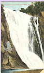 Montmorency Falls,Quebec, Canada