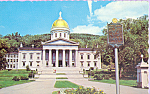 State Capitol Montpelier Vermont p22081