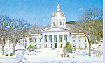 State Capitol Montpelier Vermont p22082