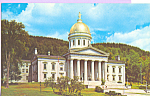 State Capitol Montpelier Vermont p22083