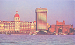 Click here to enlarge image and see more about item p22108: The Taj Mahal Hotel Mumbai India p22108