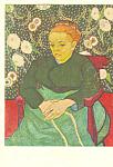La Berceause, Vincent Van Gogh