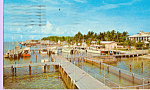 Click here to enlarge image and see more about item p22214: Harbour Entrance at Bimini, Bahamas