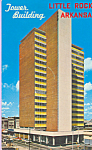 Click here to enlarge image and see more about item p22269: Tower Building Little Rock Arkansas p22269