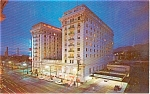 Hotel Utah Salt Lake City Postcard p2226