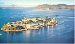 Alcatraz Island, San Francisco,California
