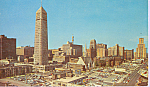 Click here to enlarge image and see more about item p22324: Skyline of Minneapolis, MInnestota