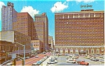 Fort Worth TX Hotel Texas  Postcard p2232