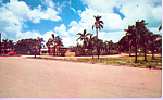 Click here to enlarge image and see more about item p22380: Plaza de Espana Agana Guam p22380
