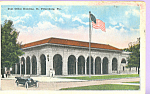 Click here to enlarge image and see more about item p22390: Post Office St Petersburg Florida p22390