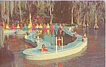 Click here to enlarge image and see more about item p22402: Esther Williams Pool  Cypress Gardens  Florida p22402