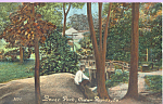 Click here to enlarge image and see more about item p22414: Bever Park Cedar Rapids, Iowa