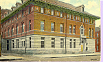 Click here to enlarge image and see more about item p22416: Post Office Cedar Rapids Iowa p22416