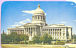 Missouri State Capitol, Jefferson City, Missouri