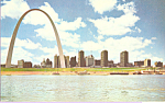 Click here to enlarge image and see more about item p22426: St Louis MO Gateway Arch p22426
