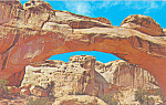 Click here to enlarge image and see more about item p22428: Hickman Bridge,Capitol Reef National Monument