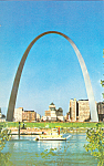 Click here to enlarge image and see more about item p22446: St Louis MO Gateway Arch p22446