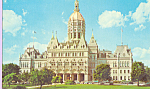 Click here to enlarge image and see more about item p22450: State Capitol, Hartford, Connecticut